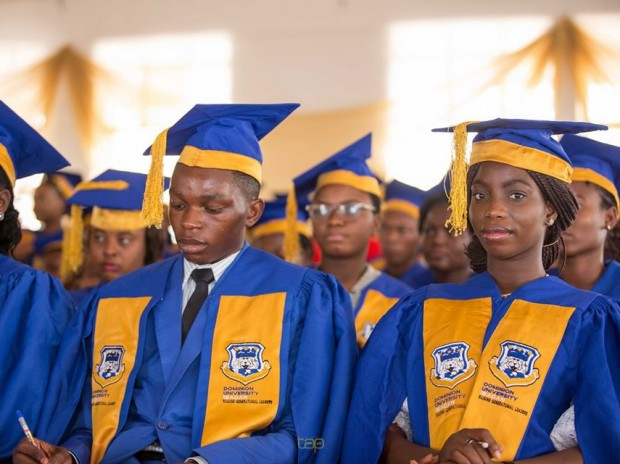 Maiden Matriculation Ceremony of Dominion University, Ibadan