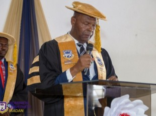 Matriculation speech delivered  by the Ag. Vice-Chancellor